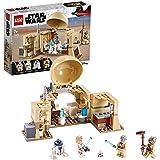 LEGO Star Wars 75270 Obi-Wan's Hut Building Kit (200 Pieces)