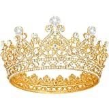 Vofler Baroque Vintage Full Size Crown Gold