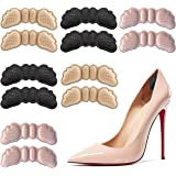 Heel Cushion Pads Heel Shoe Grips Liner Self-Adhesive Shoe Insoles Foot Care Protector