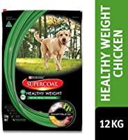Supercoat Adult Dog Healthy Weight, 12kg