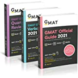 GMAT Official Guide 2021 Bundle, Books + Online Question Bank: Books + Online Question Bank