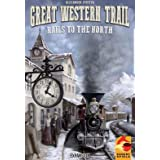 Eggertspiele Great Western Trail Rails to The North Game