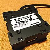PC-9801シリーズへUSBキーボードを接続する変換機 USBKeyboard to PC9801Keyboard Comverter