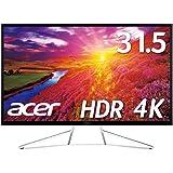 Acer 4K モニター ディスプレイ OmegaLine 31.5インチ ET322QKwmiipx VA HDMIx…