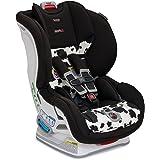 Britax Marathon ClickTight Convertible Car Seat | 1 Layer Impact Protection - Rear & Forward Facing - 5 to 65 Pounds, Cowmoof