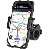 TruActive - Premium Edition! - Bike Phone Mount Cell Phone Holder for Bike - Universal Fit, Motorcycle Phone Mount and Bike P