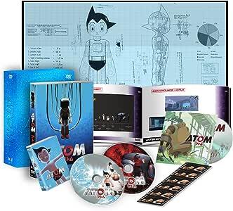 ATOM プレミアムBOX (5000セット限定生産) [DVD]