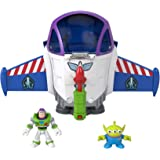 Fisher-Price Imaginext Ts Buzz Spaceship PLA