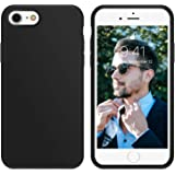 OTOFLY iPhone 6/6s/7/8 / SE (2020) Case,Ultra Slim Fit iPhone Case Liquid Silicone Gel Cover with Full Body Protection Anti-S