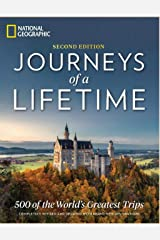 Journeys Of A Lifetime Kindle Edition