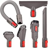 Attachment Hose Kit Compatible with Dyson V8 Vacuum Cleaner Accessories, Dyson V7 Animal Trigger Absolute Motorhead Series,Dy