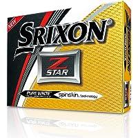 SRIXON(スリクソン) ゴルフボール Z-Star Z-Star (ゼットスター) ゴルフボール 3ピース構造 20…