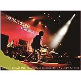 吉田拓郎 LIVE 2014 (Blu-ray Disc+CD2枚組) (初回限定盤)