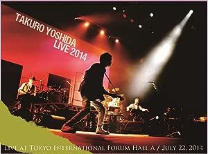 【メーカー特典あり】 吉田拓郎 LIVE 2014 (B2ポスター付き) (初回限定盤)(Blu-ray Disc+CD2枚組)