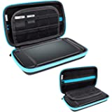 3DSXL Case, Orzly Carry Case for New 3DS XL Or Original Nintendo 3DS XL - Protective Hard Shell Portable Travel Case Pouch fo
