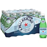 Sanpellegrino sparkling mineral water, 24 x 500ml (PET)