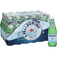 サンペレグリノ (S.PELLEGRINO) 炭酸水 PET 500ml [直輸入品] × 24本