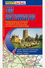 Philip's The Cotswolds: Leisure and Tourist Map Paperback