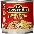 La Costena Refried Pinto Bean, 400 g