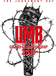 V.A「ULTIMATE MC BATTLE GRAND CHAMPION SHIP 2013 -THE JUDGEMENT DAY- 」 [DVD]