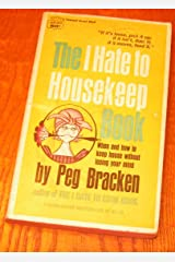 I Hate to Housekeep Book Mass Market Paperback
