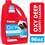 Rug Doctor Deep Cleaner Powerful, Professional-Grade, Deodorizes and Refreshes Carpet Cleaning Solution Triple Action Oxy 96