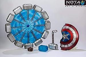 Nota Studio s.h.figuarts/marvel legends 1/12 キャプテン・アメリカ 專用武器 パーツ