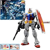 Bandai Hobby MG Gundam RX-78-2 Version 3.0 Action Figure Model Kit, 1:100 Scale