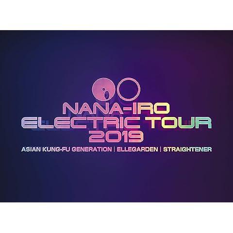 【Amazon.co.jp限定】NANA-IRO ELECTRIC TOUR 2019 (初回生産限定盤) (Blu-ray+フォトブック) (トートバッグ付)