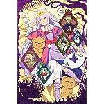 魔王城でおやすみ iPhone(640×960)壁紙 オーロラ・栖夜・リース・カイミーン