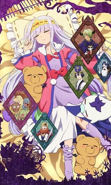 魔王城でおやすみ  iPhone/Androidスマホ壁紙(480×800)-1 - オーロラ・栖夜・リース・カイミーン