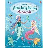 Sticker Dolly Dressing Mermaids