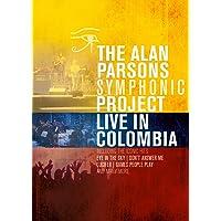 アラン・パーソンズ・シンフォニック・プロジェクト/ライヴ・イン・コロンビア【初回限定盤Blu-ray+2CD】