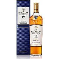 【父の日 ギフト プレゼントに最適】シングルモルト ウイスキー ザ・マッカラン ダブルカスク 12年 [イギリス 700…