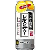 【お家で居酒屋のようなレモンサワーを】こだわり酒場のレモンサワー缶 [ チューハイ 500ml×24本 ]