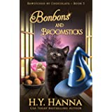 Bonbons and Broomsticks: Bewitched By Chocolate Mysteries - Book 5 (5)