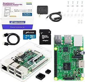 Raspberry Pi3 コンプリートスターターキット (Premium 32G)