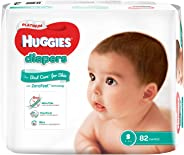 Huggies Platinum Diapers, Small, 82ct