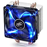DEEPCOOL CPU Cooler GAMMAXX 400 BLUE LED GAMMAXX 400 BLUE LED LED