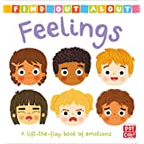 Find Out About: Feelings: A lift-the-flap book of emotions