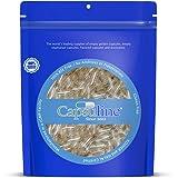 (1000) - Capsuline Clear Gelatin Empty Capsules Size 00 1000 Count