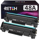 RETCH Compatible Toner Cartridge Replacement for HP CF248A 48A for HP Laserjet Pro M15w M15a M16a M16w HP Laserjet MFP M28w M