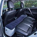 Yixintech 車中泊 エアーベッド ギャップパッド 車の旅行膨脹可能なマットレスの後部座席ギャップ マットレスバッ…