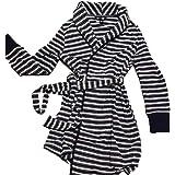 Nautica Women's Short Cozy Knit Robe