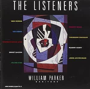 Listeners-20th Century Arts Songs