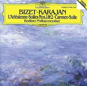 L'Arlesienne Suites Nos 1 & 2 / Carmen Suite