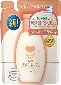 カウブランド 無添加バスミルク 詰替用480ml 入浴剤 150mm×60mm×200mm