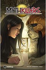 Mythkillers #3: The Thief of Tephet-Sheta Kindle Edition