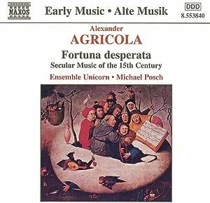 Fortuna Desperata / Secular Music 15th Century