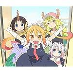 小林さんちのメイドラゴン Android(960×800)待ち受け トール,カンナ,エルマ,ルコア